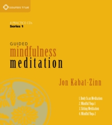 Guided Mindfulness Meditation, CD-Audio Book