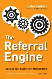 The Referral Engine, Paperback Book