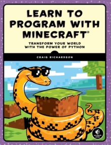 Learn To Program With Minecraft, Paperback Book