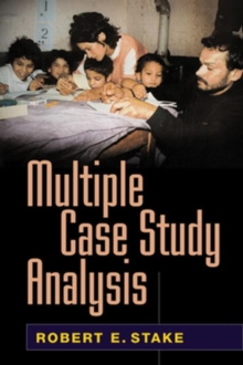 Multiple Case Study Analysis, Paperback Book