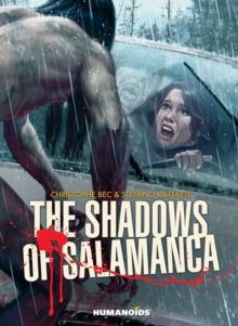 The Shadows of Salamanca, Hardback Book