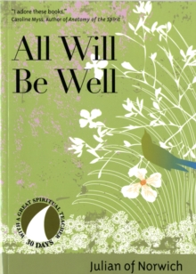 All Will be Well, Paperback Book