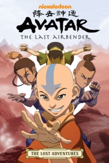 Avatar: The Last Airbender# The Lost Adventures, Paperback Book