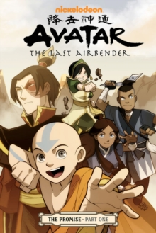 Avatar: The Last Airbender# The Promise Part 1, Paperback Book