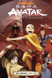Avatar: The Last Airbender# The Promise Part 2, Paperback Book