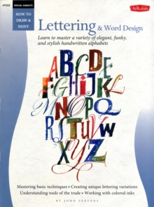 Special Subjects : Lettering & Word Design, Paperback Book