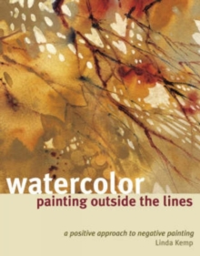 Watercolor Painting Outside the Lines, Paperback Book
