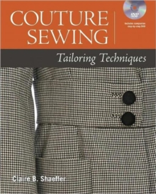 Couture Sewing: Tailoring Techniques, Mixed media product Book