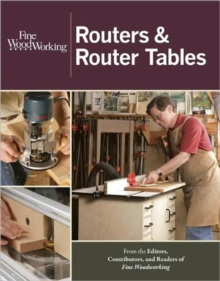 Routers & Router Tables, Paperback Book