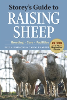 Storey's Guide to Raising Sheep, Paperback Book