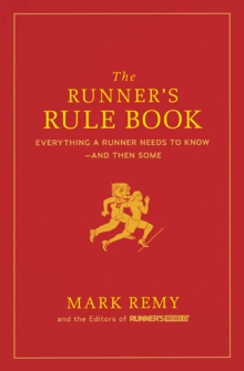 The Runner's Rule Book, Hardback Book