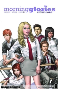 Morning Glories Deluxe Volume 1, Hardback Book