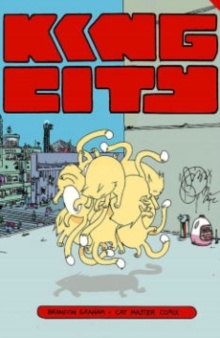 King City TP, Paperback Book
