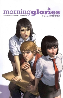 Morning Glories Volume 4: Truants TP, Paperback Book