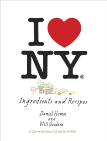 I Love New York, Hardback Book