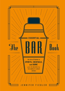 The Essential Bar Book, Hardback Book