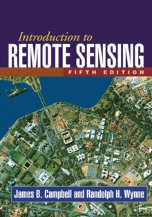 Introduction to Remote Sensing, Hardback Book