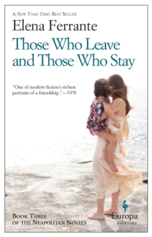 Those Who Leave and Those Who Stay, Paperback Book