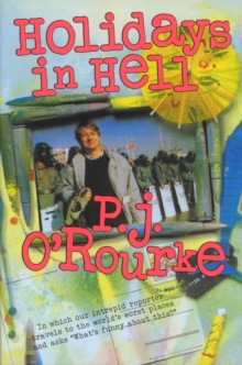 Holidays in Hell, Paperback Book