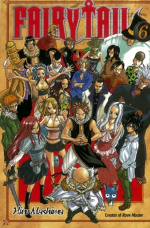 Fairy Tail 6, Paperback Book