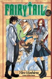 Fairy Tail 3, Paperback Book