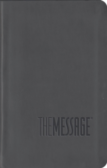 The Message, Leather / fine binding Book