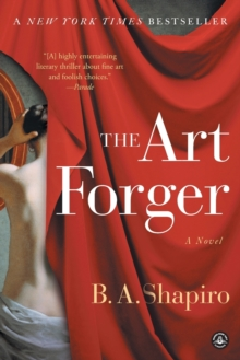 The Art Forger, Paperback Book