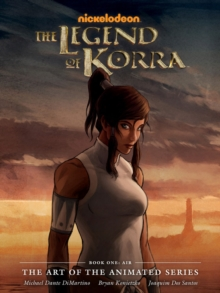 Legend Of Korra, The: The Art Of The Animated Series Book One, Hardback Book