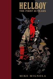 Hellboy: The First 20 Years, Hardback Book