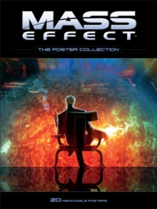 Mass Effect - the Poster Collection, Paperback Book