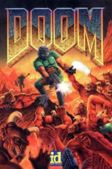The Art of Doom, Hardback Book