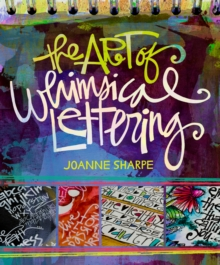 The Art of Whimsical Lettering, Paperback Book