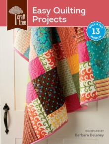 Craft Tree Easy Quilting Projects, Paperback Book