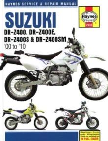 HM Suzuki DR Z400 2000-2010