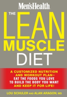 The Lean Muscle Diet, Hardback Book
