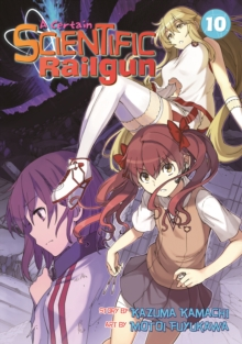 A Certain Scientific Railgun : v.10, Paperback Book