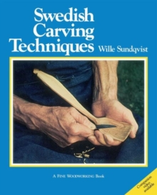 Swedish Carving Techniques, Paperback Book