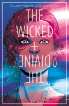 The Wicked + The Divine Volume 1 : The Faust Act, Paperback Book