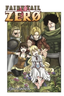 Fairy Tail Zero, Paperback Book
