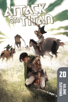 Attack On Titan 20, Paperback Book