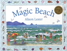 Magic Beach, Paperback Book