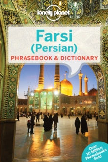 Lonely Planet Farsi (Persian) Phrasebook & Dictionary, Paperback Book