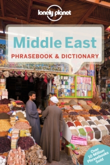 Lonely Planet Middle East Phrasebook & Dictionary, Paperback Book
