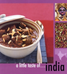 Little Taste of India, Paperback Book