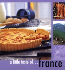 Little Taste of France, Paperback Book