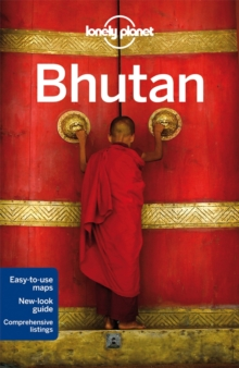 Lonely Planet Bhutan, Paperback Book