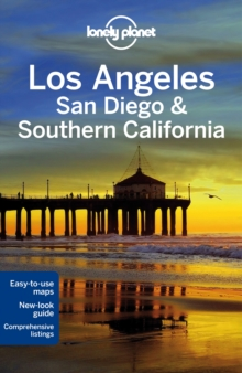 Lonely Planet Los Angeles, San Diego & Southern California, Paperback Book