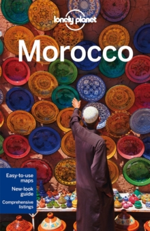 Lonely Planet Morocco, Paperback Book