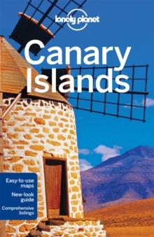Lonely Planet Canary Islands, Paperback Book