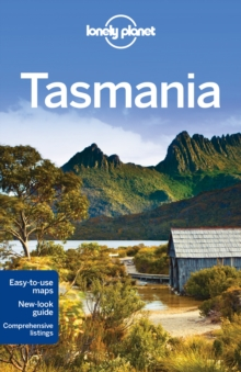 Lonely Planet Tasmania, Paperback Book